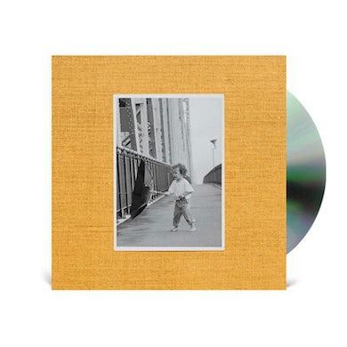 Jordan Rakei WALLFLOWER CD
