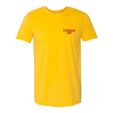 Foreign Air FA Yellow Tee