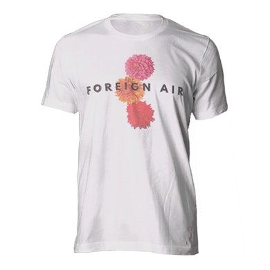 Foreign Air Flower Tee