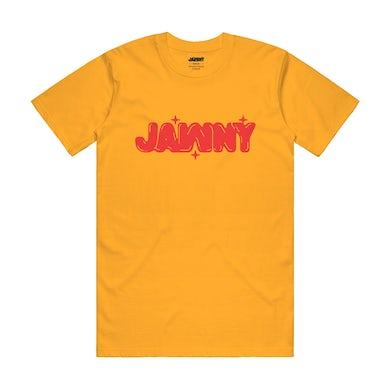 JAWNY Original Bubbles Tee / Gold