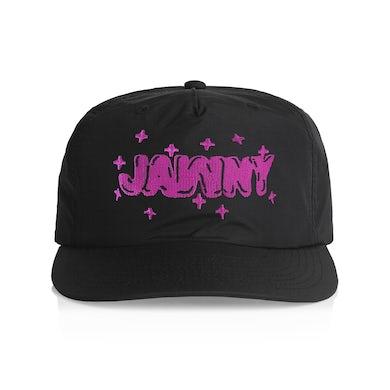 JAWNY Dazed Shimmer Cap / Black