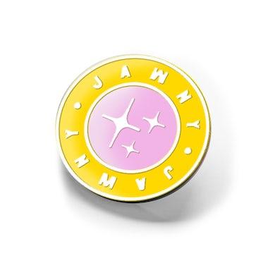JAWNY Starburst Pin