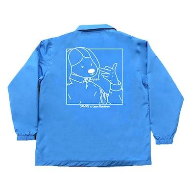 JAWNY x LK Coach Jacket / Royal Blue