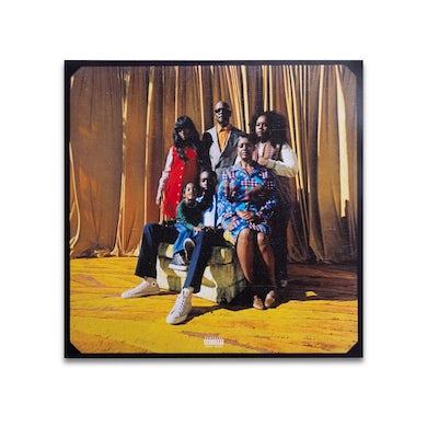 Buddy Harlan & Alondra Vinyl