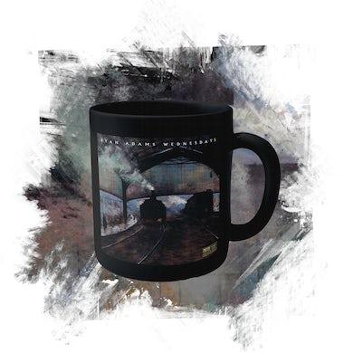 Ryan Adams Wednesdays Black Coffee Mug