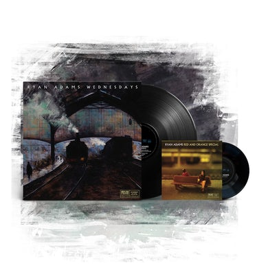 "Ryan Adams Wednesdays - Vinyl With Exclusive Bonus 7"""