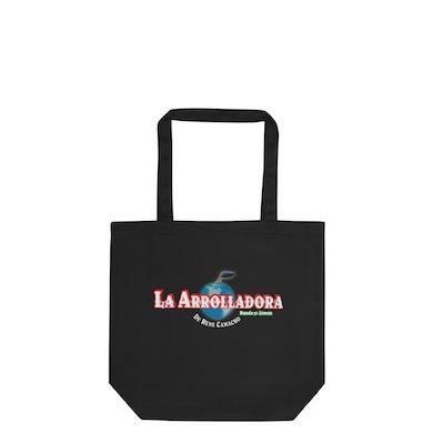 La Arrolladora Banda El Limón De René Camacho La Arrolladora - Logo Tote Bag