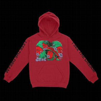 Massari Dream Red Hoodie