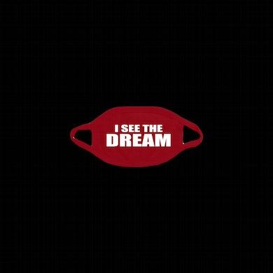 Massari Dream Red Facemask