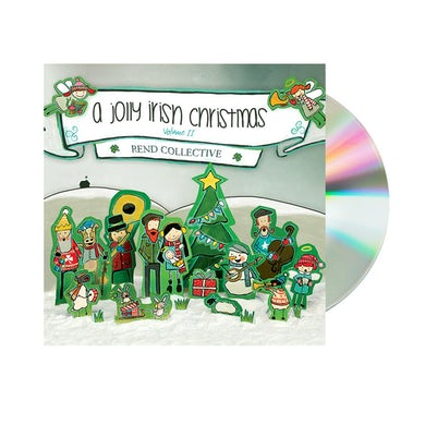 A Jolly Irish Christmas (Vol. 2) CD