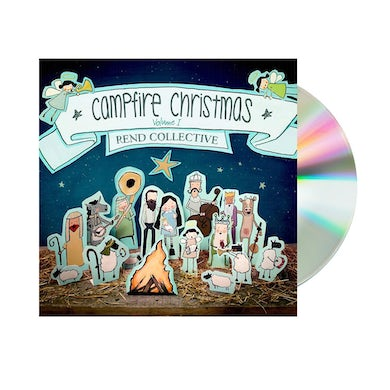 Rend Collective Campfire Christmas (Vol. 1) CD