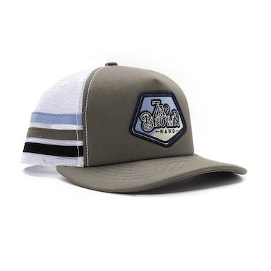 Zac Brown Band Stripes Patch Hat