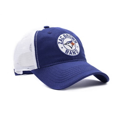 Zac Brown Band ZBB + Toronto Blue Jays Baseball Hat