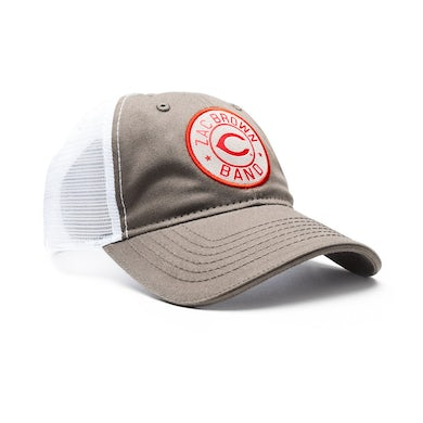 Zac Brown Band ZBB + Cincinnati Reds Baseball Hat