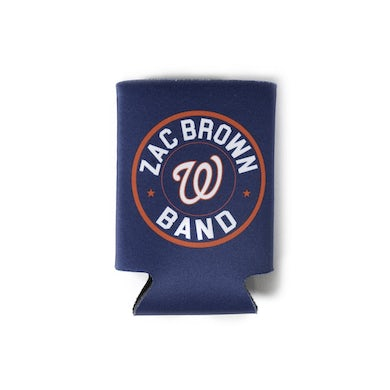 Zac Brown Band ZBB Washington Nationals Can Cooler