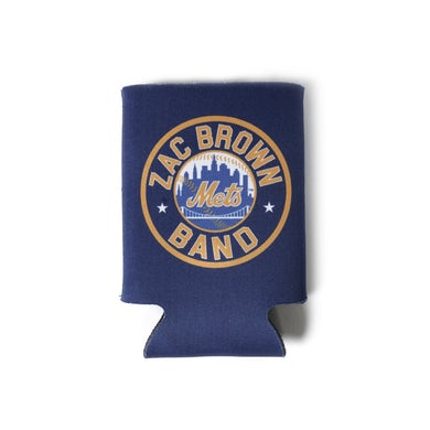 Zac Brown Band ZBB + New York Mets Can Cooler