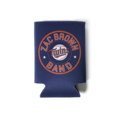 Zac Brown Band ZBB + Minnesota Twins Can Cooler