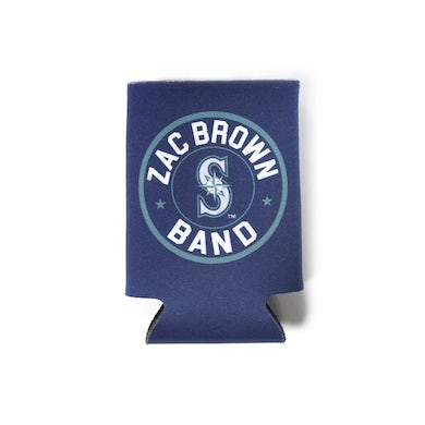 Zac Brown Band ZBB + Seattle Mariners Can Cooler