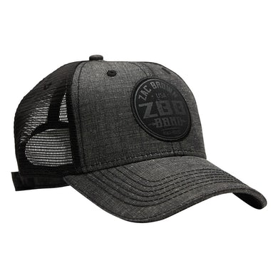 Zac Brown Band Road-Tested Patch Hat - Dark Grey