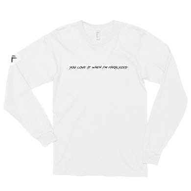 Conquer Divide Paralyzed Long Sleeve