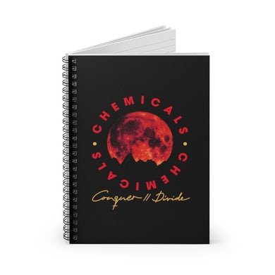 Conquer Divide Chemicals Notebook