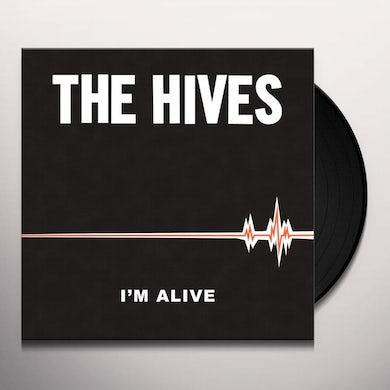 "The Hives THE HIVE GOOD SAMARITAN/ I'M ALIVE 7"""" VINYL"