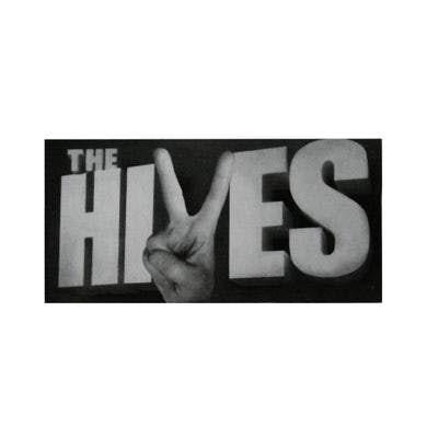 THE HIVES V STICKER