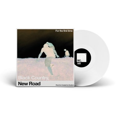 Black Country, New Road For the first time - Ltd Edition White LP (Vinyl)