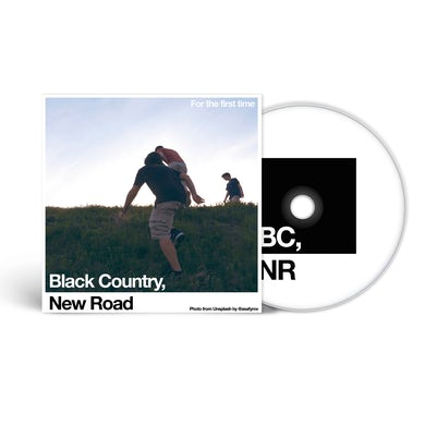 Black Country, New Road For the first time - CD