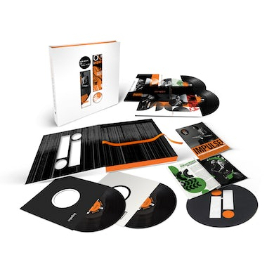 Impulse! Records Records: Music, Message and the Moment Box Set (Vinyl)