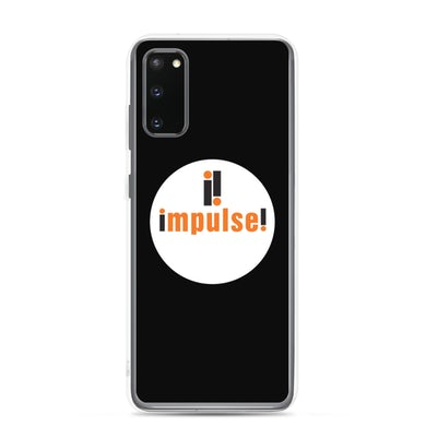 Impulse! Records Classic Logo Cell Phone Case