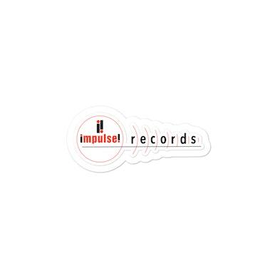 Impulse! Records Letterhead Logo Sticker