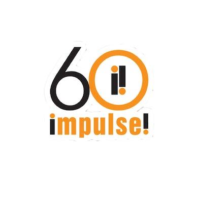 Impulse! Records 60th Anniversary Sticker