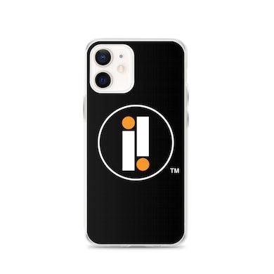 Black Impulse! Records Iconic Double II iPhone 12 Case