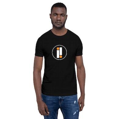 Black Impulse! Records Iconic Double II T-Shirt