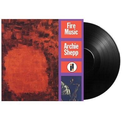 Archie Shepp: Fire Music LP (Vinyl)