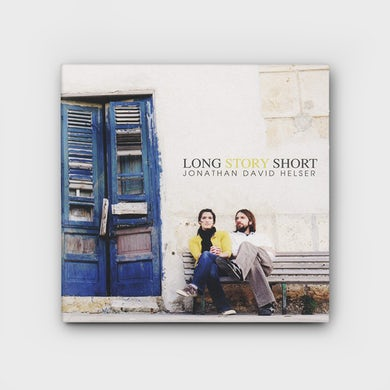 Jonathan David Helser Long Story Short - CD