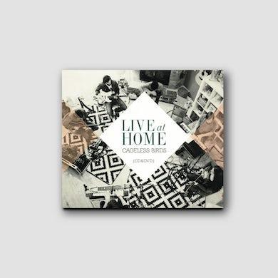 Jonathan David Helser Live at Home - Cageless Birds - CD