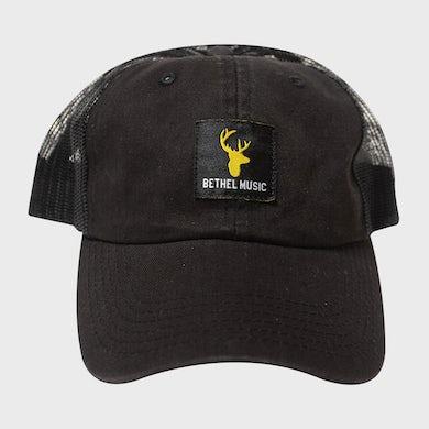 Bethel Music. Buck Label Hat