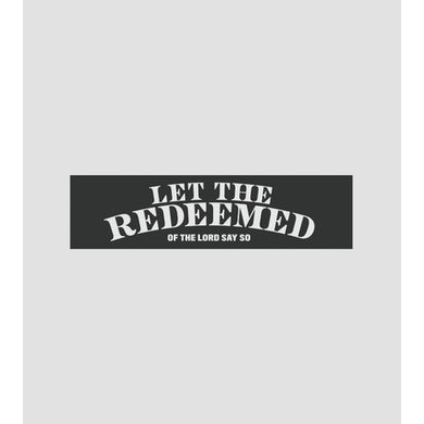 Bethel Music. The Lord Says So Bumper Sticker