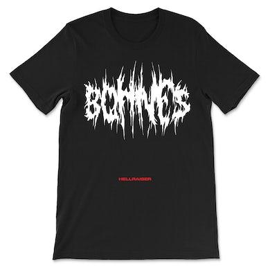 """Bohnes """"Metal Logo Tee"""""""