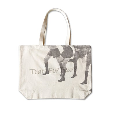 Tears For Fears LEGS NATURAL TOTE BAG