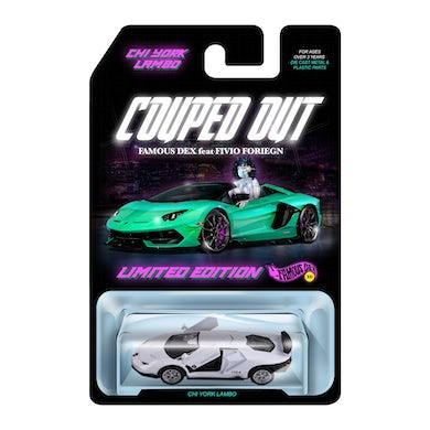 Famous Dex COUPED OUT LAMBO