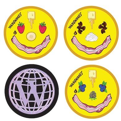 Whiterosemoxie Sticker Pack