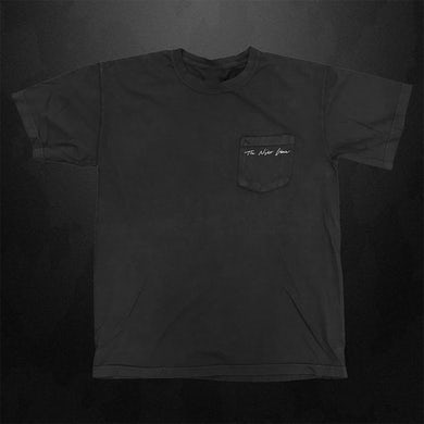 The Night Game The First Tour '17 Black T-shirt