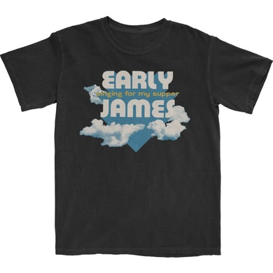 Early James - Singing For My Supper Cover T-Shirt