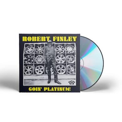 Robert Finley - Goin' Platinum CD