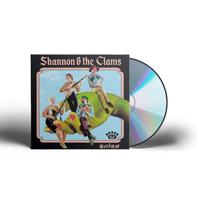 Shannon and The Clams - Onion CD