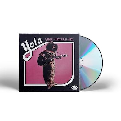 Yola - Walk Through Fire CD