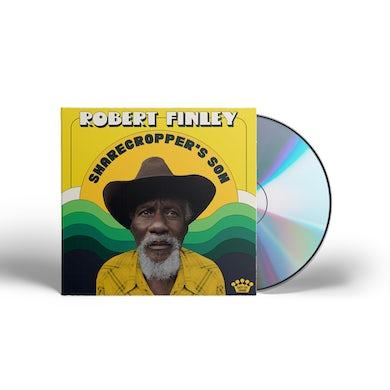 Robert Finley - Sharecropper's Son [CD]